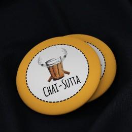 Chai Sutta Badge