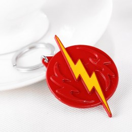 The Flash Red Keychain