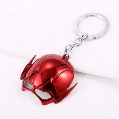 The Flash Red Mask Keychain