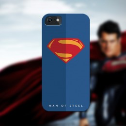 Man of Steel Phone Cover
