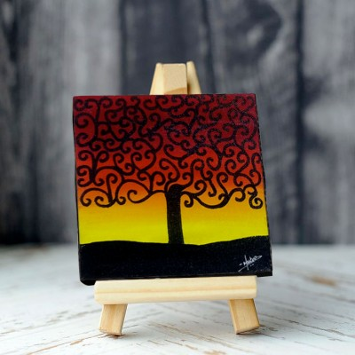 Mini Canvas Art 2