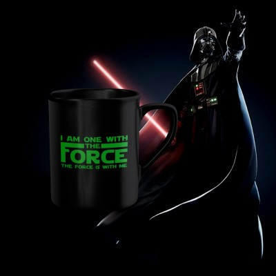 May the GLOWING FORCE be with ME - Mug