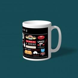 F.R.I.E.N.D.S Mug