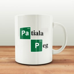 Patiala Peg Mug