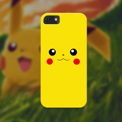 Pikachu Phone Cover