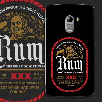 Rum Mobile Cover