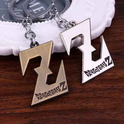 Dragon Ball Keychain Letter Z