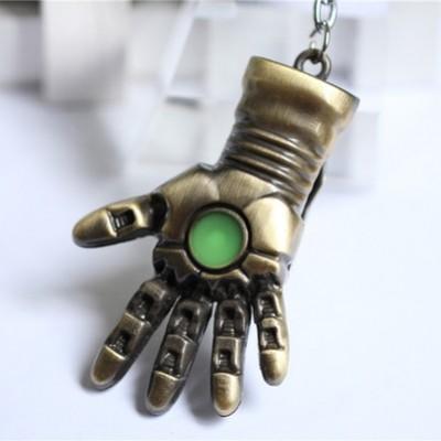 The Avengers Iron Man Hand Keychain